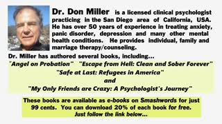 Dr. Don Miller - Alcohol Rehab #15: Confronting Lecturers, Accepting Praise