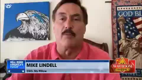 "Mike Lindell: ""Donald Trump will be back in office in August"""
