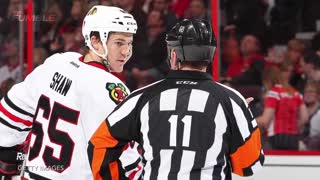 Blackhawks Andrew Shaw Caught On Camera Yelling Homophobic Slur - Video