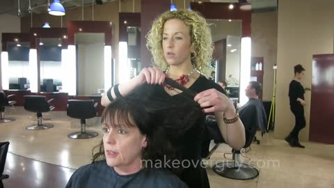 """MAKEOVER:""""You used BOX color?"""" by Christopher Hopkins, The Makeover Guy®"""