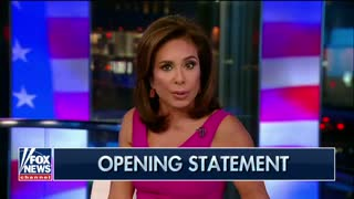 Judge Jeanine Pirro Tears Into Christine Blasey Ford