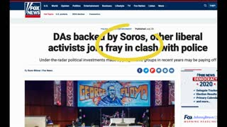 Is George Soros Funding Radical DAs to Disrupt America?