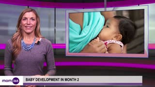 Your Baby Development at Month 2 - Video