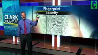 The fingerprint reader on your phone may not be as safe as you think - Video