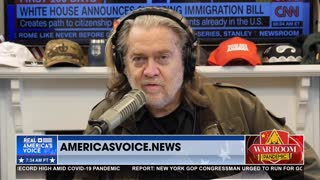 Steve Bannon on amnesty bill: It's an open borders bill