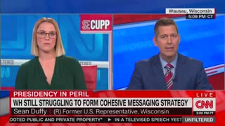 "S.E. Cupp confronts Sean Duffy about ""human scum"" remark"