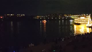 Tennessee River boat parade 2019 (part2)