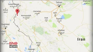 Powerful Earthquake Strikes the Iraq-Iran Border - Video