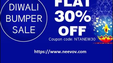 Discount Coupons for Neevov