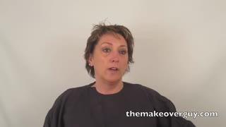 MAKEOVER! I WANNA BE 20 YEARS YOUNGER! by Christopher Hopkins, The Makeover Guy® - Video