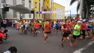 Carrera de las víctimas - Video