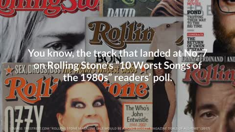 The Low Notes: Examining One Of The Worst Songs Of All Time