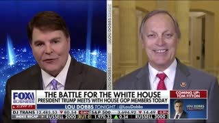 Congressman Biggs discusses the Electoral College Vote challenge in Congress