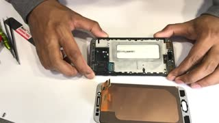 How to change Samsung Touch Screen LCD And Glass.