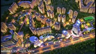 Gaur Yamuna City - Video
