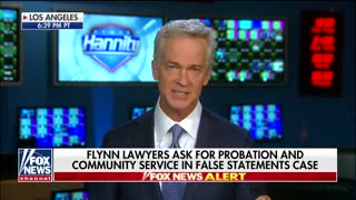 Flynn lawyers ask for probation and community service - Video
