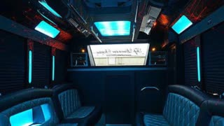 Michigan Party Bus - Video