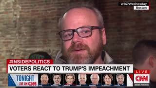 Boston Voter: Democrats 'Tearing Us Apart' With Impeachment