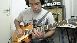 Electric guitar cover of Katy Perry's 'Roar' - Video
