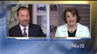 "Feinstein Might Not Return Weinstein's Donations — ""I'll Certainly Take A Look"" - Video"