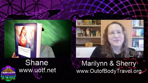 Paranormal Frequencies with Shane Robinson, Sherry Jagneaux 1 - Marilynn Hughes, Out of Body Travel