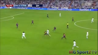 VIDEO: Cristiano Ronaldo Angry vs Dani Alves - Video