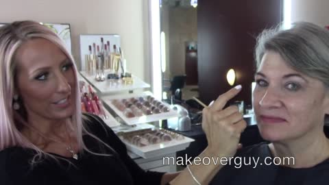 MAKEOVER- You're Never Too Old To Learn, by Christopher Hopkins, The Makeover Guy®