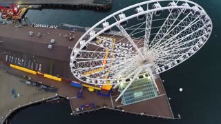 30 incredible Seattle drone shots in 30 seconds - Video