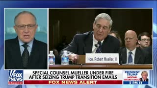 Alan Dershowitz: Mueller 'Has a Credibility Problem' - Video