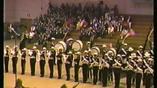 1989 Indoor Marching Competition