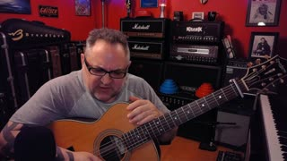 Acoustic Guitar Lesson - Wheels of Life by Gino Vannelli