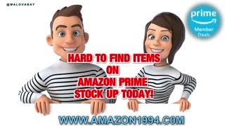 Top Amazon Prime Products Here In Video Watch Now!