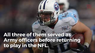 Brett Toth Will Try To Make The NFL After Serving Two Years In Military - Video