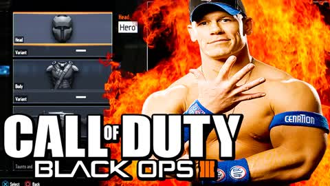 Black Ops 3: Mulitplayer customization for specialist characters