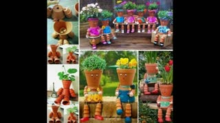 11 Brilliant DIY Clay Pot Projects Ideas - Video