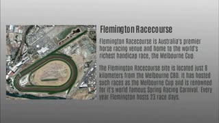 Flemington Betting - Video
