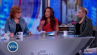 'The View' Calls for Mental Fitness Test, But Meghan McCain Hits Back - Video