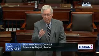 McConnell slams Schumer pt. 2