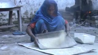 MA CLEANING RICE