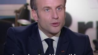 French President Emmanual Macron: 'France has no problem with Islam'