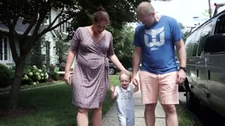 New House? New Baby? Grandpa To The Rescue! - Video