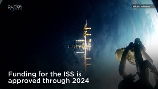 Trump Proposes End Of Funding For ISS - Video