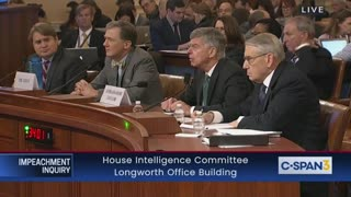 Committee members question Adam Schiff on hearing rules