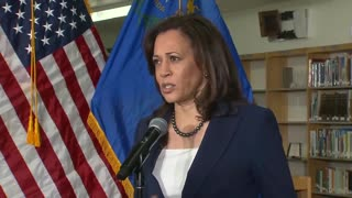 Kamala Harris Believes Joe Biden Accusers