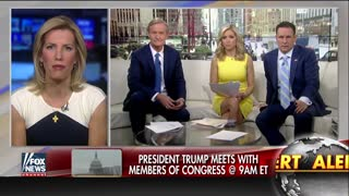 Ingraham: Democrats want President Trump out - Video