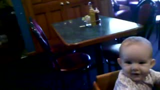 Baby's first prank - Video