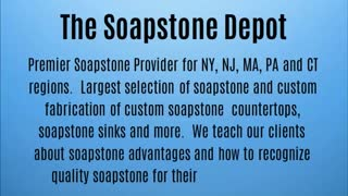 massachusetts soapstone - Video