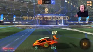 Rocket league fun