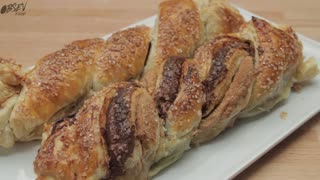 Nutella Peanut Butter Twists Recipe - Video