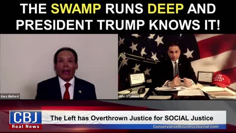 The Swamp Runs DEEP and President Trump Knows It!